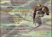 Prepare for Battle Conference